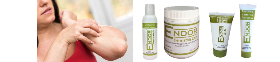 ENDOR Eczema package to clear Eczema