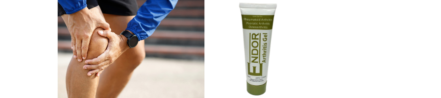 ENDOR Arthritis Gel for muscular and join pain